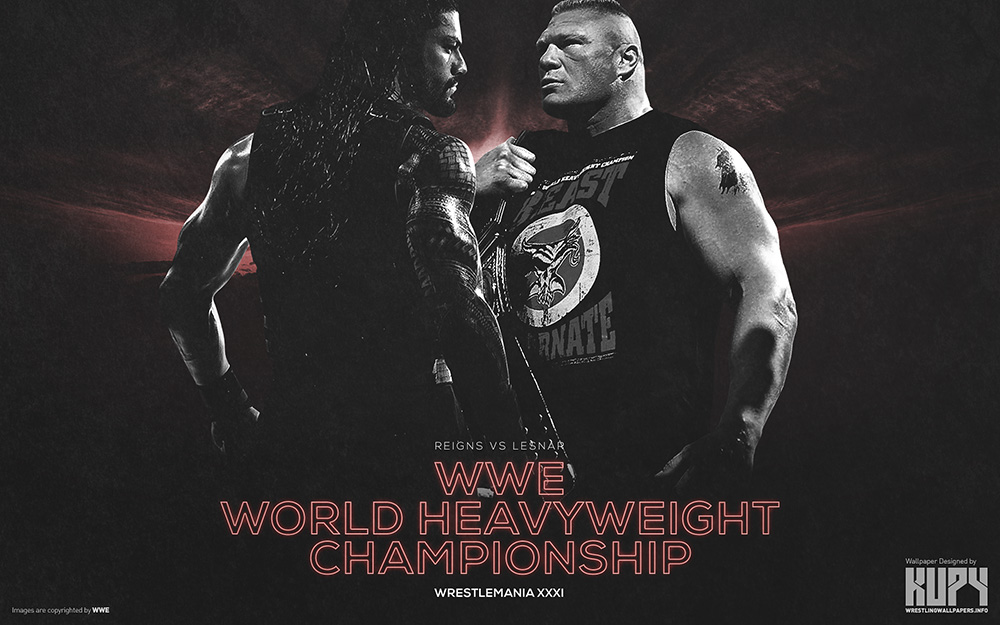 lesnar wwe wallpaper