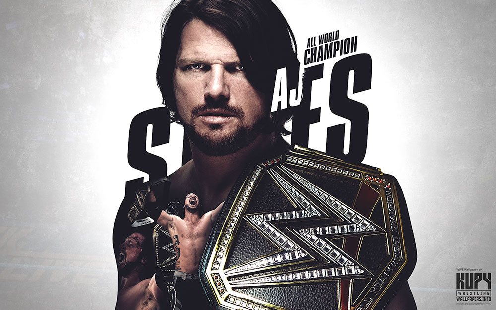 aj styles champion wallpaper