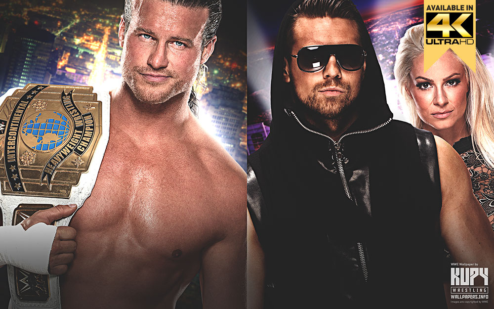 ziggler intercontinental champion wallpaper