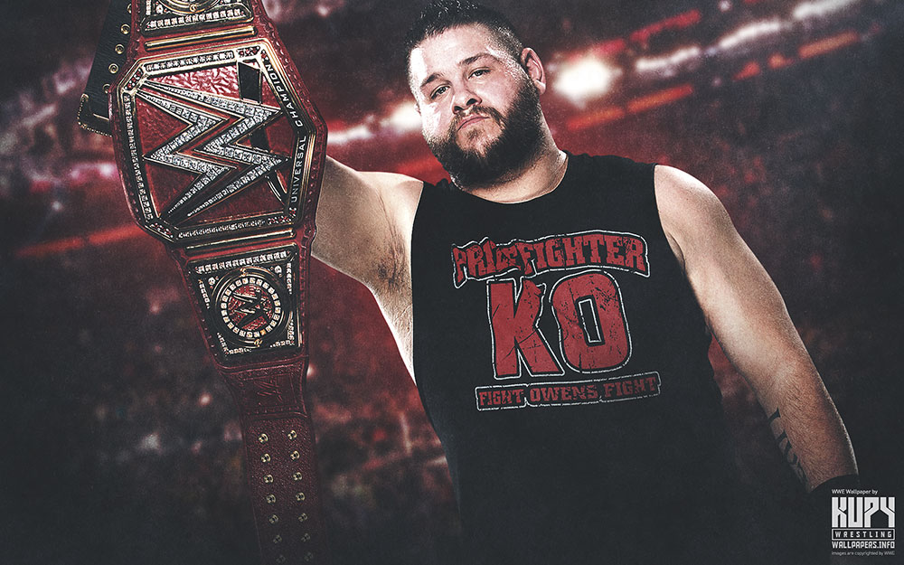 kevin owens champion wallpaper