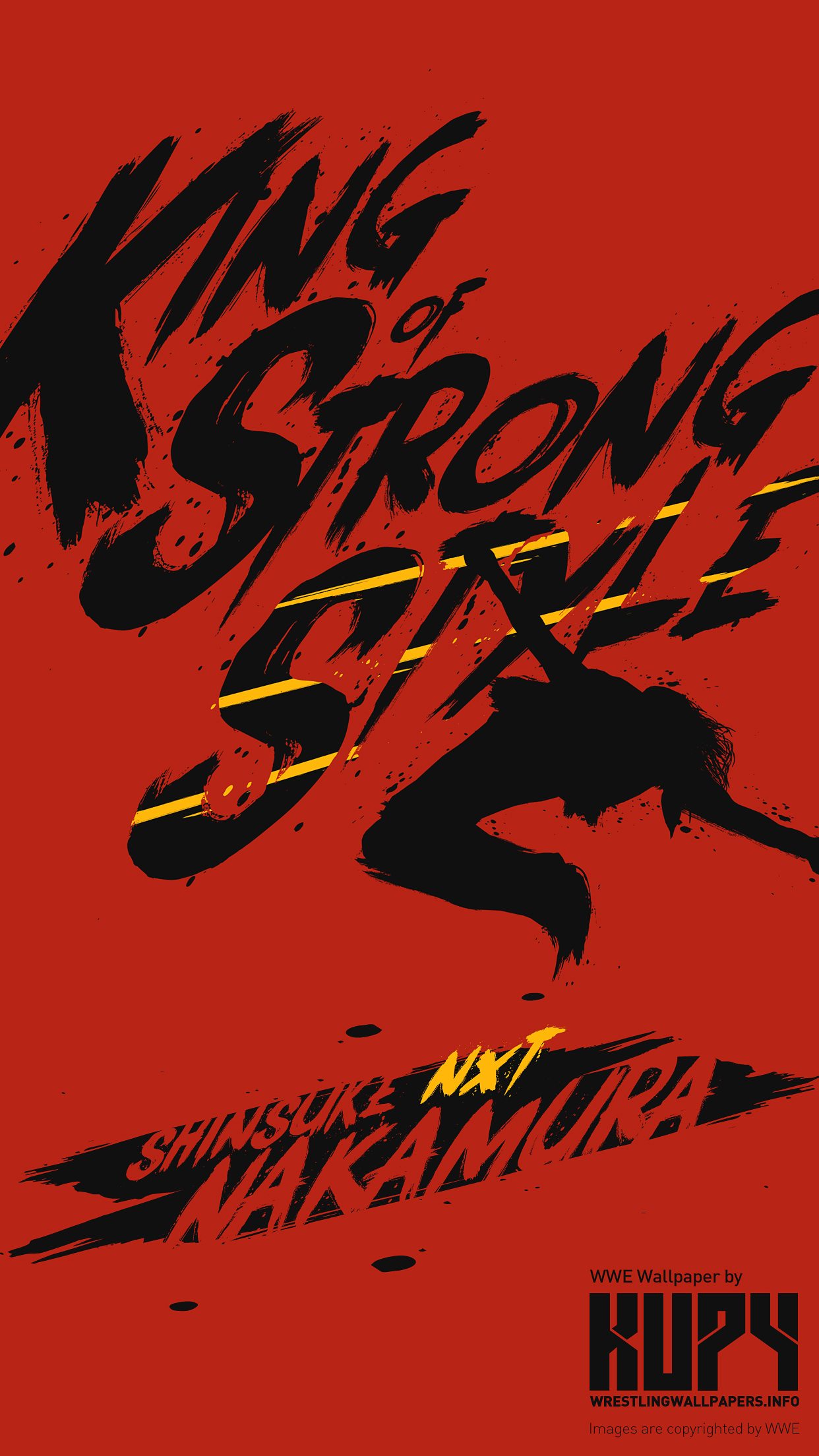 New Shinsuke Nakamura King Of Strong Style Wallpaper Kupy