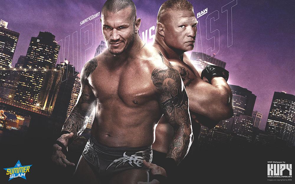 Brock Lesnar Wallpaper Summerslam