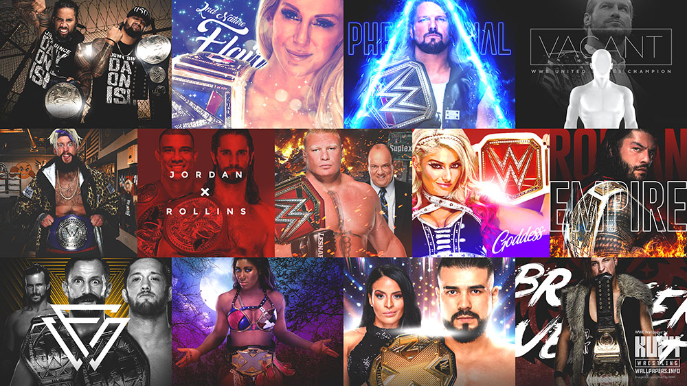 wwe champions 2018 wallpaper