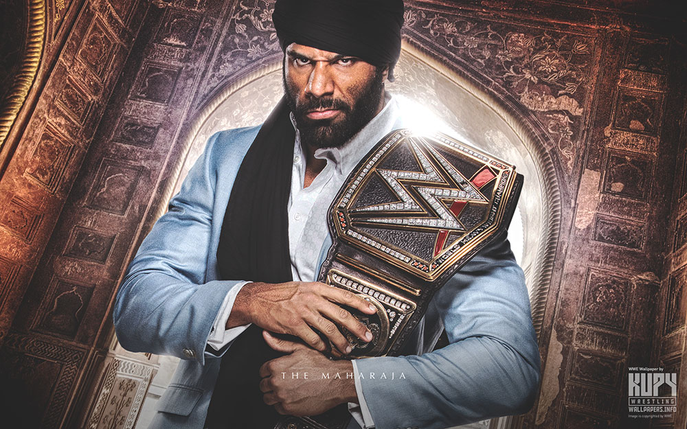 jinder mahal indian wallpaper