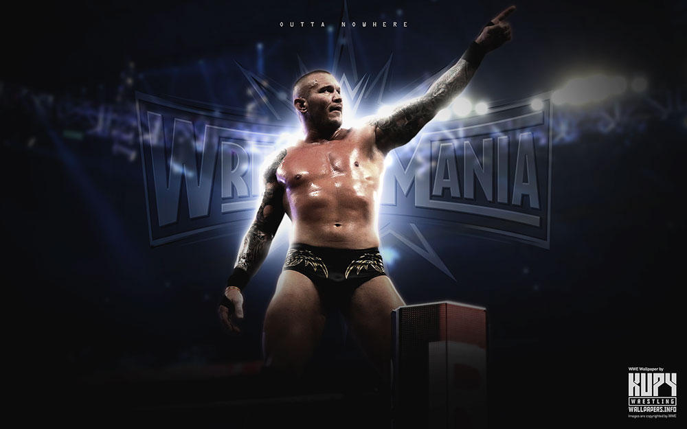 royal rumble orton wallpaper