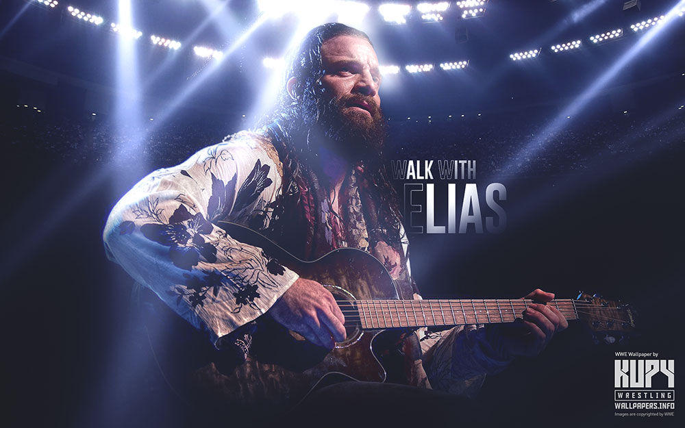wwe elias wallpaper