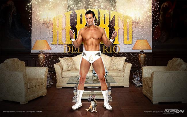 Alberto Del Rio WWE wallpaper