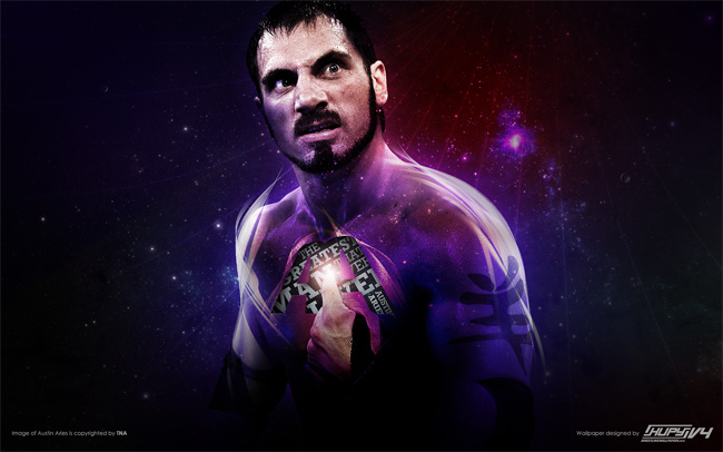 Austin Aries TNA wallpaper