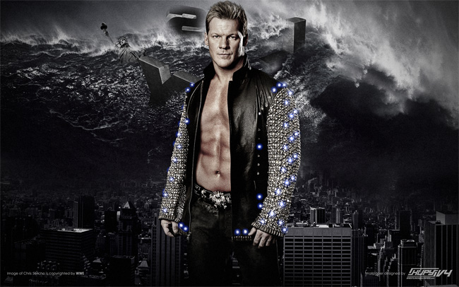 Chris Jericho 2012 wallpaper