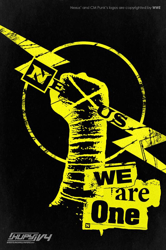 NEW CM Punks Nexus Wallpaper