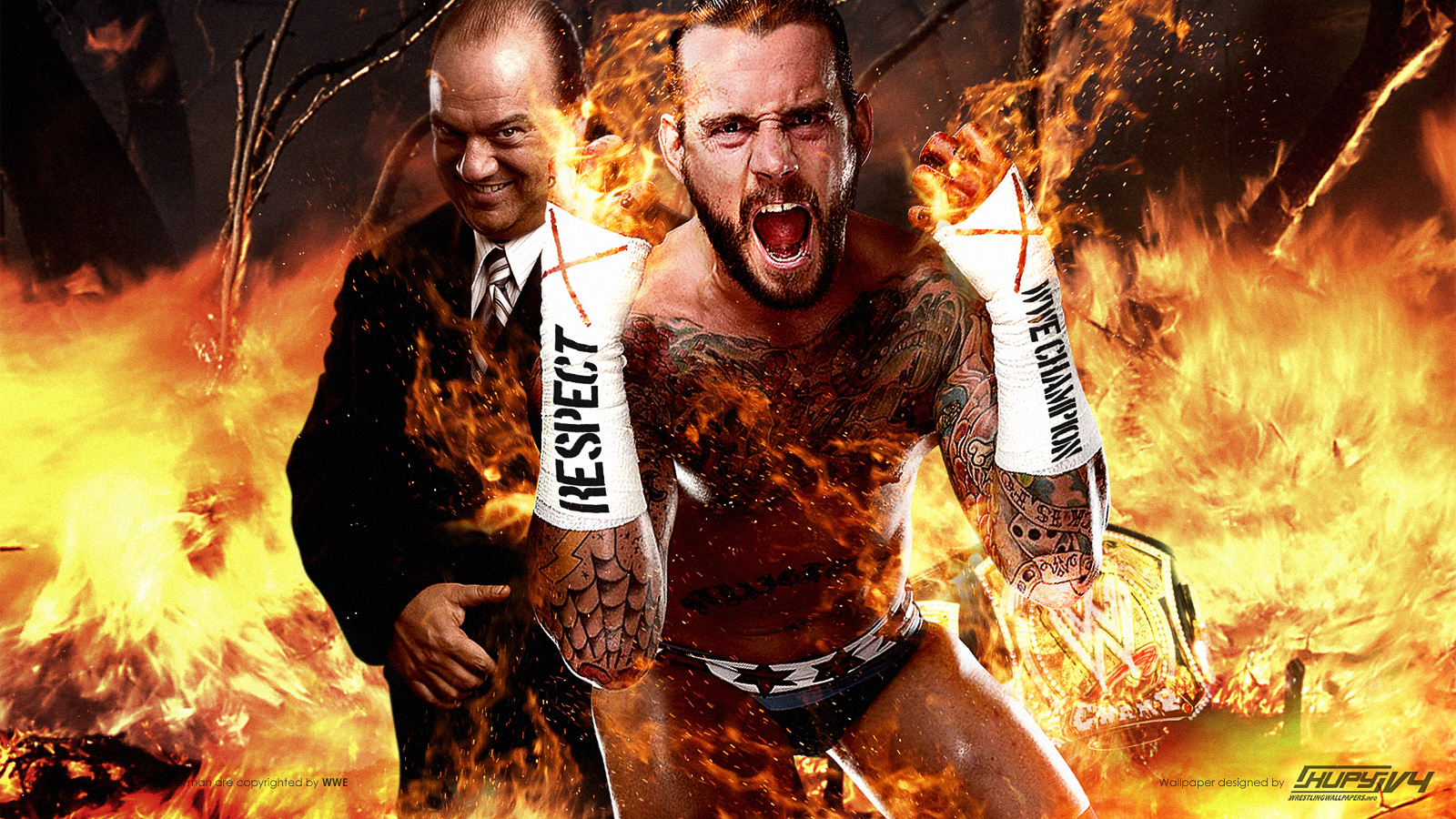 Wrestle reality new cm punk respect wallpaper wednesday 26 september 2012 voltagebd Choice Image