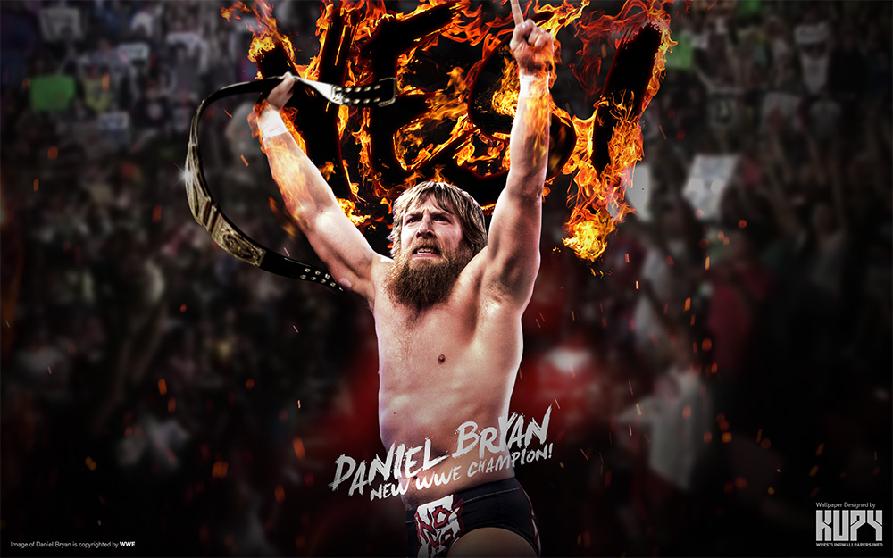 daniel bryan yes wallpaper