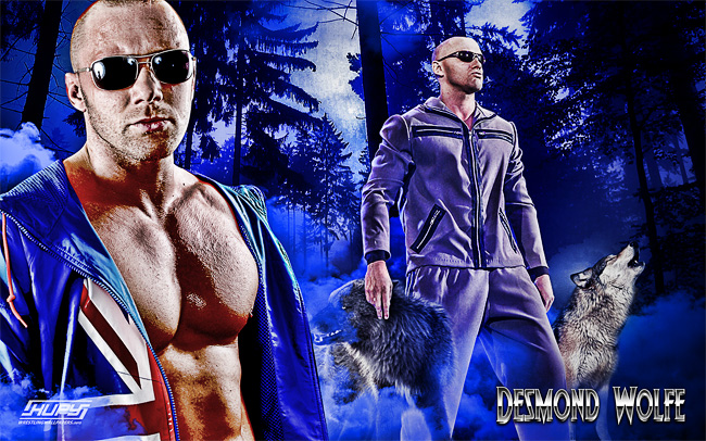 Desmond Wolfe TNA wallpaper