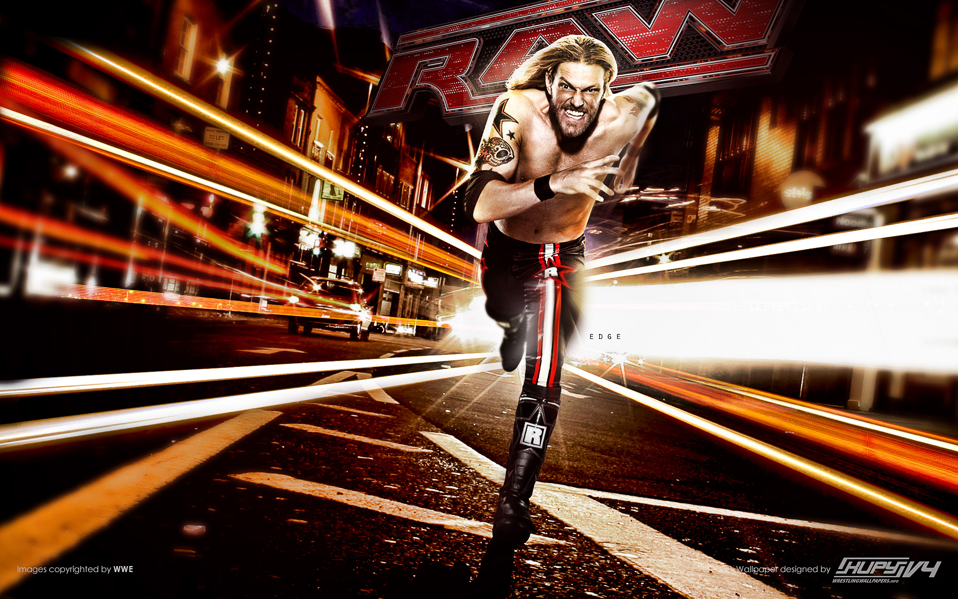 Raw Is Edge Wrestling Wallpaper Kupy Wrestling Wallpapers The