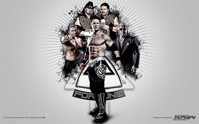 Fortune wrestling wallpaper
