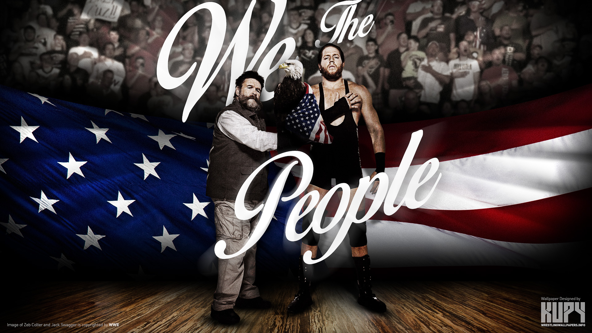 new jack swagger w zeb colter we the people wallpaper kupy