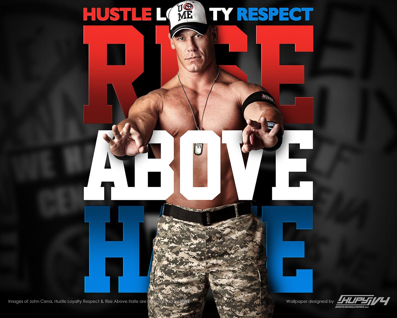 NEW John Cena Rise Above Hate wallpaper! - Kupy Wrestling ...  NEW John Cena R...