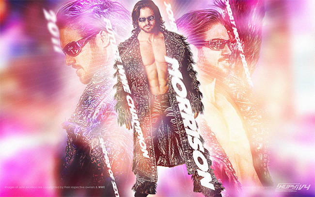 John Morrison wrestling wallpaper