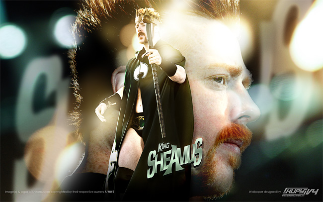 Sheamus WWE wallpaper