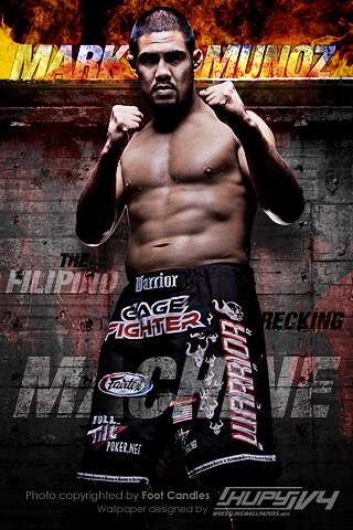 mma wallpapers. Tags: Mark Munoz, MMA