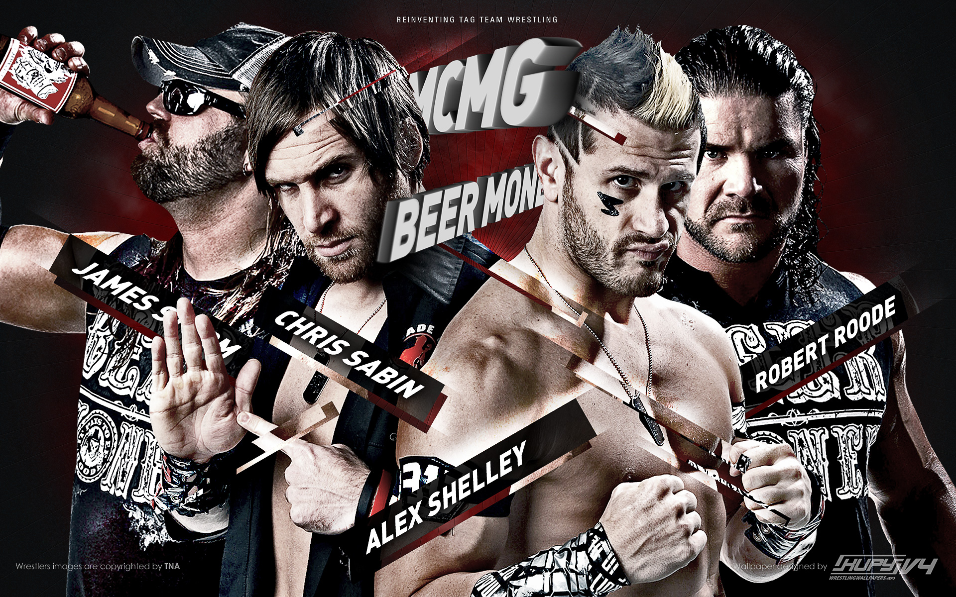 Reinventing Tag Team Wrestling Motor City Machine Guns And Beer