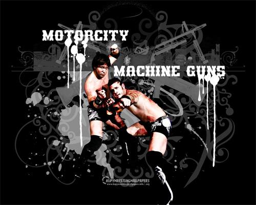 wallpaper machine. Alex Shelley as TNA champ.