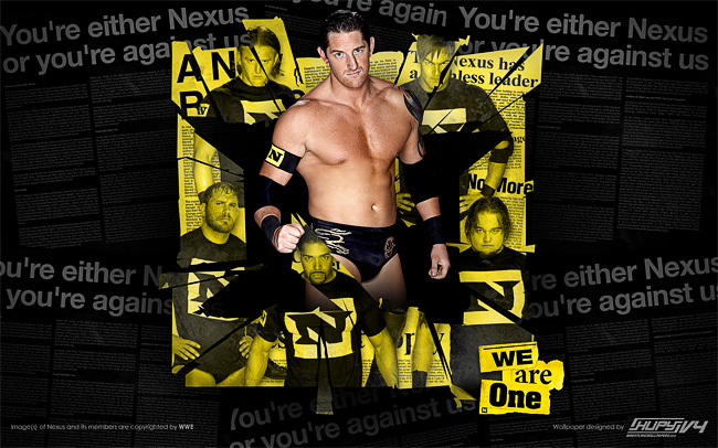 Wallpaper Of Wwe Nexus. We are One – Nexus wallpaper