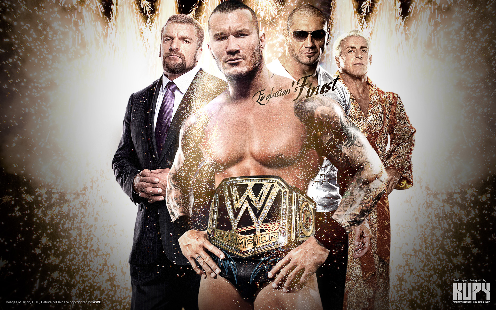 Champion Randy Orton Wallpaper 1920x1200