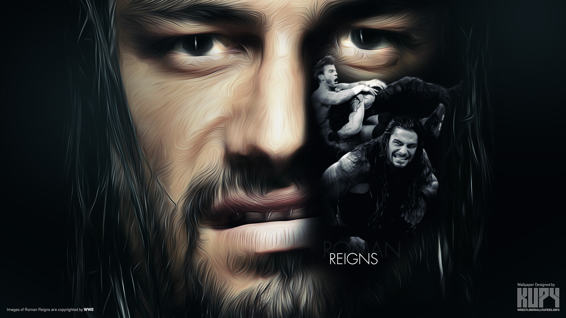 Kupywrestlingwallpapersfo the newest wrestling wallpapers on roman reigns wwe wallpaper 19201200 19201080 voltagebd Images