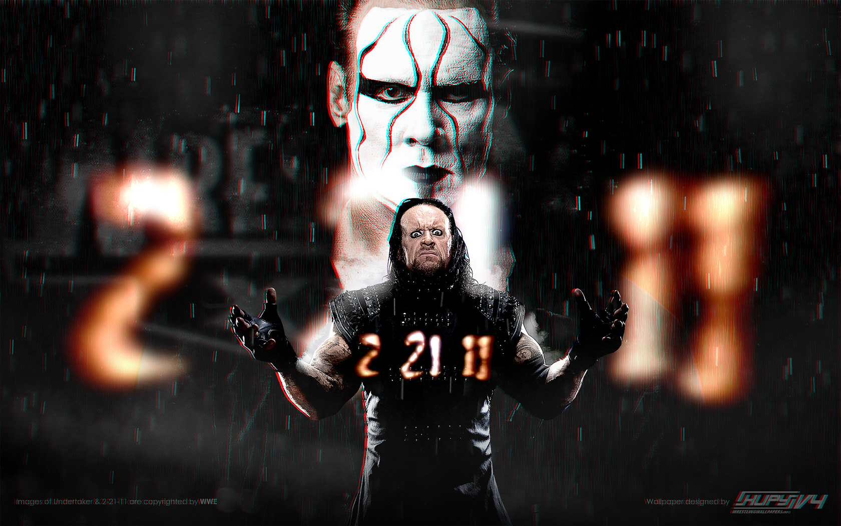 Sting Wwe Wallpaper