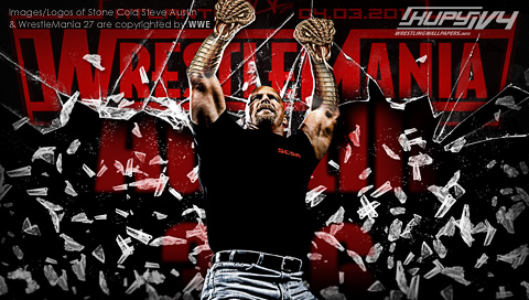 stone cold wallpaper. PSP wallpaper