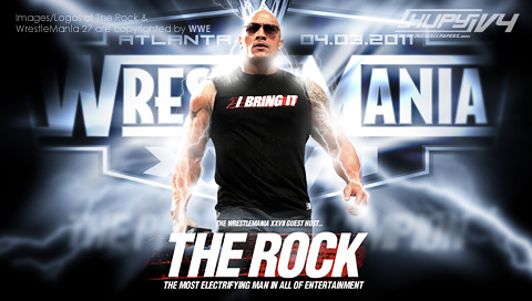 the rock wallpapers. 27 The Rock wallpaper!