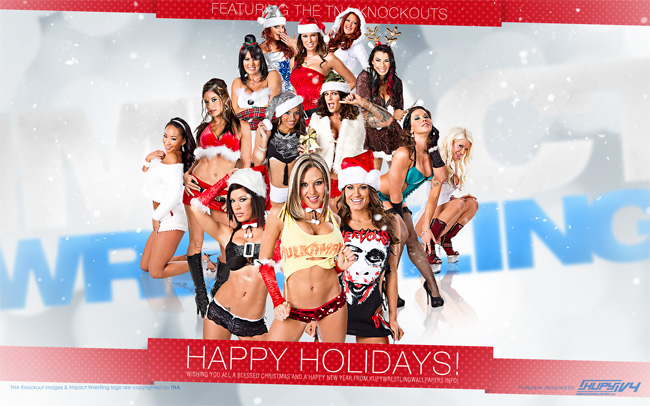 Impact Wrestling Knockouts TNA wallpaper