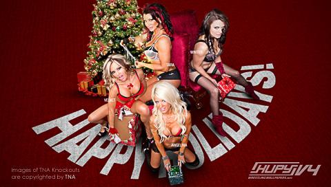 happy holidays wallpaper. INFO » Happy Holidays 2010!