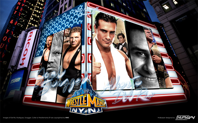 wrestlemania 29 wallpaper