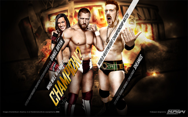 WrestleMania 28 wallpaper