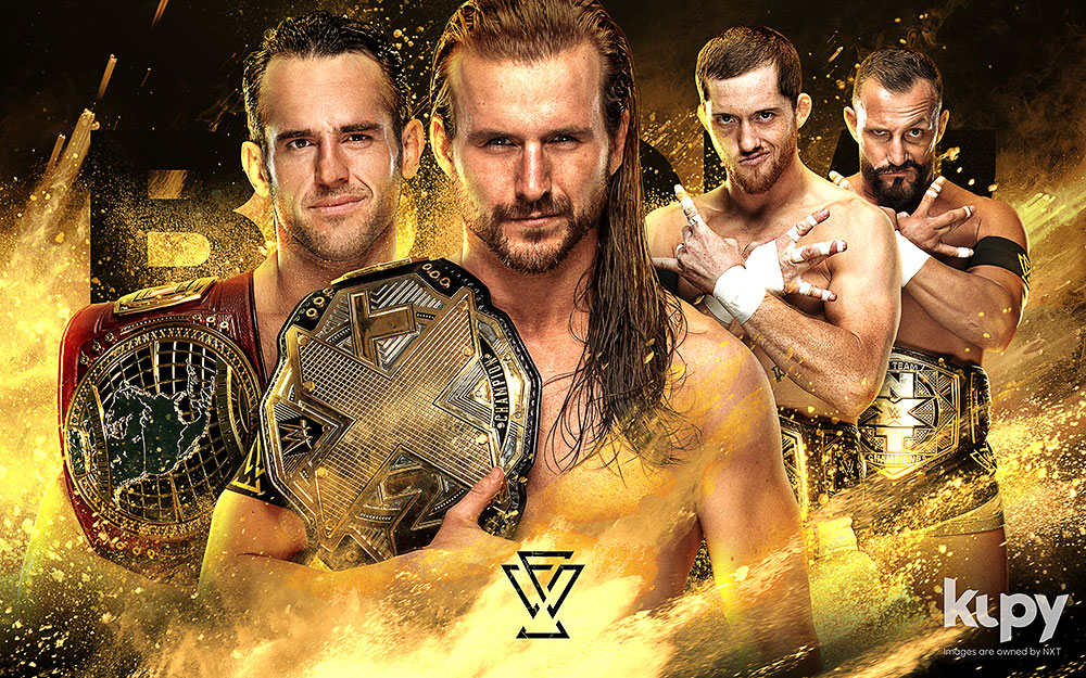 Image result for The Undisputed Era